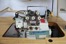 W&G 504-E52 Overlock Serger 1-Needle 3-Thrd Back Latch Industrial Sewing Machine