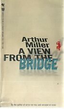 A View From The Bridge Arthur Miller 1967 Vintage Paperback VG