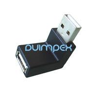 USB abgewinkelte Adapter Praktisch! USB Verlängerung Richtung oben