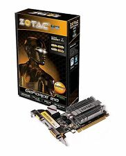 Zotac  GeForce N210 1GB Synergy Edition Graphics Card with Low profile Bracket