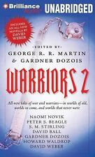 WARRIORS 2 unabridged audio book on CD by GEORGE R.R. MARTIN