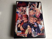 Neo Geo Mvs Rage Of The Dragons Rare  Original With Shock Case !
