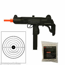 AIRSOFT D91 UZI FULL AUTOMATIC ELECTRIC RIFLE AEG 1-1 SCALE  W/BATTERY+CHARGER