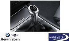 Original BMW Schaltknauf Perlglanz Chrom E87 E46 E90 E91 E92 E93 E60 E61 X3 E83