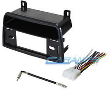 NEW SATURN CAR STEREO RADIO DASH INSTALLATION MOUNTING KIT W/ WIRING HARNESS
