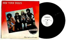 NEW YORK DOLLS: Trash Dont Take My Life Away LP DESDEMONA DES2012 FRANCE 1974 NM