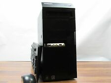 Lenovo ThinkCentre M93p Mid-Tower QC i7-4770 3.4GHz 4GB RAM 500GB HDD DVDRW