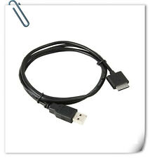 SONY PLAYSTATION PSP PSPGO DATA TRANSFER USB CHARGING CABLE COMPUTER 2 IN 1