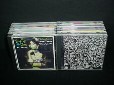 Lot of 13 Pop Dance Adult Contemporary Disco Music CDs with Black Sharpie Marks