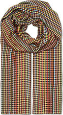 Paul Smith Scarf - Signature Multi Stripe checked/BNWT/RRP: £119
