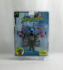 NEW 2004 The Muppets ✧ Marvin Suggs ✧ Palisades Silver Shirt Variant MOC