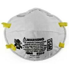 3M 8210 Respirators N95 Facemask Respirator Dust Mask