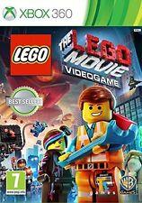 LEGO LA PELICULA EL VIDEOJUEGO LEGO THE MOVIE VIDEOGAME NUEVO XBOX 360