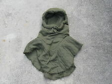 US MILITARY COMBAT VEHICLE CREWMENS COVERALLS HOOD BALACLAVA FIRE RESISTANT NICE