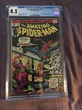 The Amazing Spider-Man #137 (Oct 1974, Marvel) CGC GRADED 8.5!