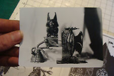 Signed Photo: CTHULHU, shadow out of time, at the mts of madness RICHARD HUBER
