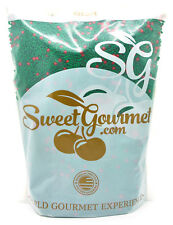 SweetGourmet Holly Berry Mix-Christmas Sprinkles Nonpareils, 2Lb FREE SHIPPING