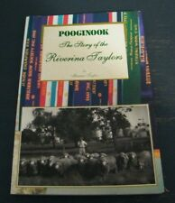 Pooginook - The Story of the Riverina Taylors by Maurice Taylor - 1994 Signed