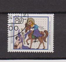 BRD 1984 Ersttag Nr. 1233 gestempelt - Weihnachtsmarke Hl. Martin Weihnachten
