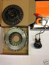 CONTINENTAL ROVER 75 DIESEL CLUTCH KIT & MG ZT 2.0 3 PIECE WITH SLAVE CYLINDER