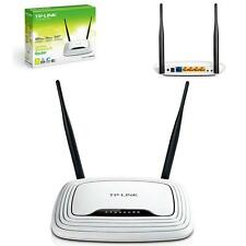 ROUTER WIRELESS N 300 LAN WAN BROADBAND FASTWEB LINKEM ACCESS POINT TL-WR841N