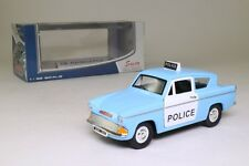Saico TY3921; Ford Anglia Saloon; Police Panda Car; 1:32 Scale, Excellent Boxed