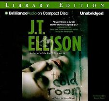 The Cold Room Taylor Jackson Series)