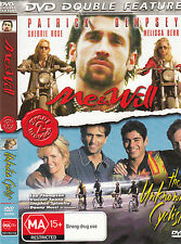 Me & Will-1999-Patrick Dempsey/The Unknown Cyclist-1998-Lea Thompson- Movie-DVD