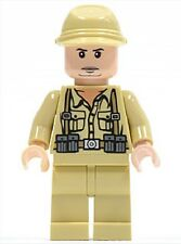 LEGO German Soldier 3 Minifig from the 7622 Indiana Jones set
