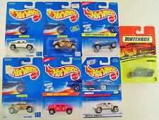 1/64 Hot Wheels Matchbox Hummer Die Cast Cars Lot Military Army Police Race 90's