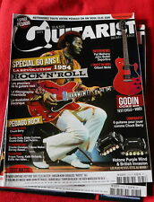 Guitararist & Bass French magazine # 274 Chuck Berry Van Halen Angus Buddy Holly