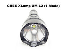 1600LM DanceLite WF-501B CREE XM-L2 U3 OP 1-MODE LED Portable Flashlight Lamp