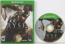 Ryse : Son of Rome (2013) Xbox One Game *Complete*