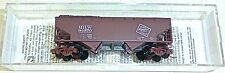 Milwaukee Road 33 Twin Trémie Micro Trains 055 00 300 N 1:160 HS3 å
