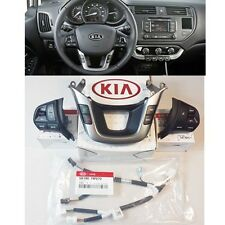 KIA 2012 2013 2014 Rio Rio5 Auto Cruise Control Switch + Audio Remote Switch 4EA
