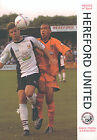 Hereford United FC - Images of Sport - Archive Photographs - The Bulls Book