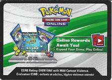 POKEMON: ONLINE CODE CARD FROM THE 2015 GALLADE EX COLLECTORS BOX