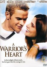 A Warrior's Heart (Kellan Lutz) Warriors Region 1 New DVD