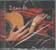Adore - 2 Can Do CD NEU Flame inside - Easy - Follow me - Running - One day uva