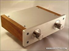 SINGLE ENDED passive preamp preamplifier - 48 Stepped attenuator - HIGHEND