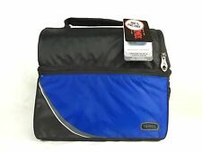 "NWT Thermos Lunch Kit Dual Compartment Insulated Cooler Box 11"" Food Storage Bag"