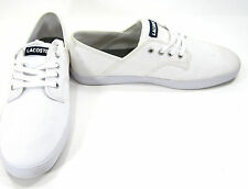LaCoste Shoes Andover CLL Rowing Club White Sneakers Size 8.5 EUR 41