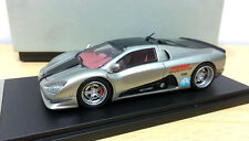 1:43 SSC Ultimate Aero Limited Diecast Model Car Silver color - Handmade