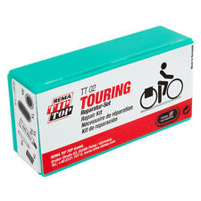 LARGE REMA TIP TOP TT02 TOURING BIKE TUBE REPAIR PATCH KIT PATCHES GLUE ROAD MTB