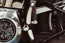 CHROME SWING ARM FRAME INSERTS FITS ALL SOFTAILS 1986 - PRESENT  BC16238 T