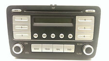 Original VW Golf Radio AM-FM-Stereo-CD-MP3 Player  # 1K0 035 161 D