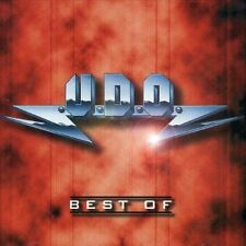Best of U.D.O. Accept Iron Maiden Saxon Dio Scorpions Kiss CD Judas Priest