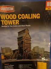 Walthers Cornerstone HO #2922 Wood Coaling Tower (Kit)