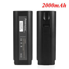 2x 6V 2.0Ah Rechargeable Battery for PASLODE 900400 900420 404717 Impulse Nailer