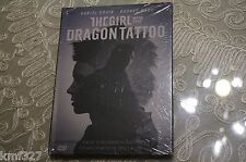 Girl With the Dragon Tattoo - DVD Region 1 Brand New Free Shipping